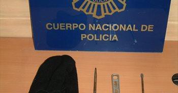 Detenidos cuatro jóvenes sorprendidos cuando robaban en Pontevedra