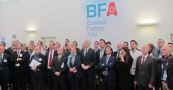 Los 9 proyectos de la aceleradora gallega Business Factory Auto cuentan...