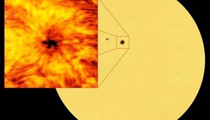 El telescopio de largo alcance ALMA captura sorpresas mirando al Sol