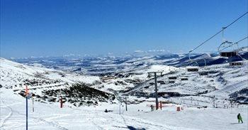 La estación de esquí de Alto Campoo abre las primeras pistas