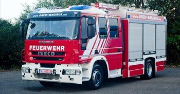 Magirus recibe pedidos de 200 vehículos contra incendios