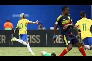 La lista de Colombia para el amistoso contra Brasil en homenaje al Chapecoense