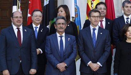Revilla se encara con la presidenta de Madrid por las diferencias fiscales entre CCAA
