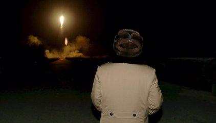 Pyongyang repite su amenaza de lanzar un misil balístico intercontinental a EEUU