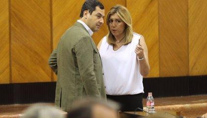 PSOE-A ganaría en autonómicas con 1,4 puntos sobre el PP-A, según el Egopa de Invierno