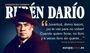 Foto: 150 años del nacimiento de Rubén Darío: 10 de sus versos inolvidables