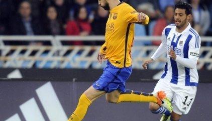 Piqué regresa a la lista y Aleix Vidal pasa de titular a no ir convocado