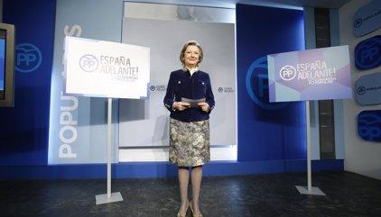 El PP elige el lema 'España adelante!' para su congreso de febrero, al que se han presentado 4.000 enmiendas