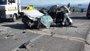 Foto: Dos muertos y dos heridos en una colisión múltiple en Arcos (Cádiz)