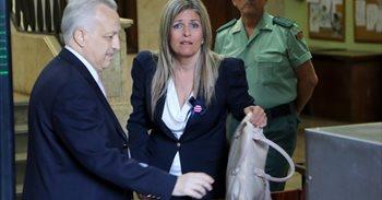 Anulada la condena a Ana Hermoso por el cohecho del bolso de Loewe por...