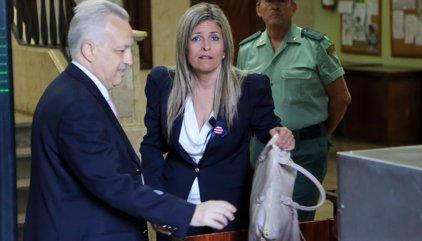 Anulada la condena a Ana Hermoso por el cohecho del bolso de Loewe por prescripción del delito