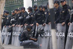 El reto viral de la Policía de Perú que ha desatado la polémica