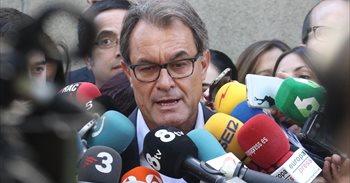 """Artur Mas a la CUP: les votaron para la independencia y no """"para hacer la..."""