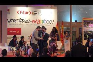 Colombia, protagonista de los premios Fitur Gay
