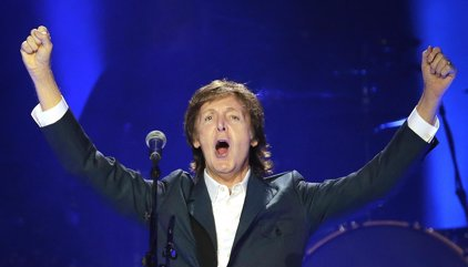 Paul McCartney demanda a Sony/ATV para recuperar los derechos de canciones de The Beatles