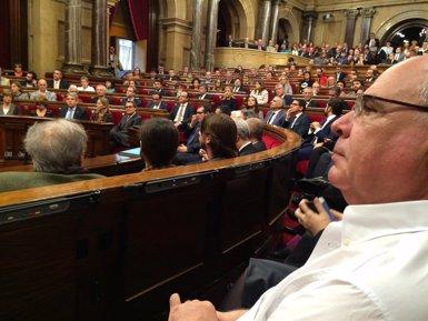 El Parlament votarà una moció per legalitzar l'eutanàsia i el suïcidi assistit (EUROPA PRESS)