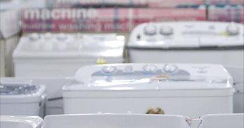 Subida de la luz: ¿Cuánto costará esta noche poner los electrodomésticos?