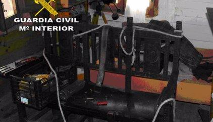 Cinco detenidos por torturar y robar a un activista ecologista en Talaveruela (Cáceres)