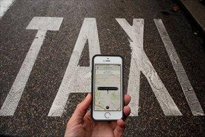 Taxistas peruanos lanzarán la aplicación 'Gaima App' para competir con Uber