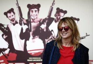 Emma Suárez recibe el Premio Puente de Toledo: