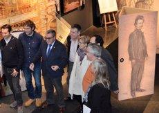 El Museu de Lleida aprofundeix en el músic Enric Granados amb la mostra 'Granados, de París a Goya' (EUROPA PRESS)