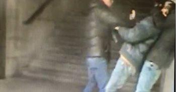 La Policía busca a los autores de un atraco en Metro por el violento...