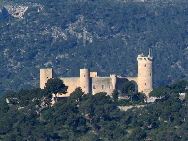 El Castell de Bellver realiza este sábado una jornada de puertas abiertas por las fiestas de Sant Sebastià