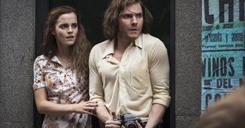 """Daniel Brühl y Emma Watson protagonizan 'Colonia Dignidad', un """"capítulo..."""