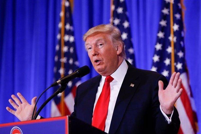 Trump dará las primeras órdenes ejecutivas nada más llegar a la Casa Blanca