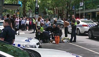 La Policía eleva a tres los muertos en el atropello en Melbourne y descarta un ataque terrorista