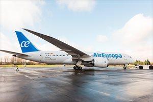 Air Europa unirá San Pedro Sula (Honduras) y Madrid a finales de abril
