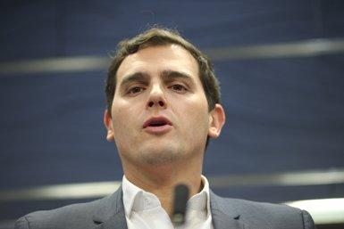 """Rivera creu que l'Estat hauria d'evitar el referèndum amb """"mesures jurídiques"""" (EUROPA PRESS)"""