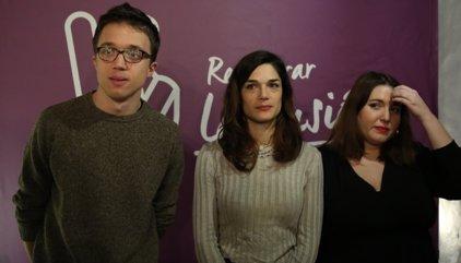 """'Errejonistas' piden acabar con """"la cultura organizativa belicista y machista"""" en Podemos"""