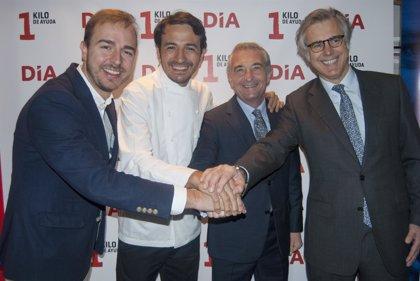 Grupo DIA y la Fundación Altius formarán a 650 jóvenes en Madrid durante 2017