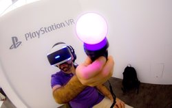 PlayStation VR ja és compatible amb vídeos en 360º de YouTube (SONY)