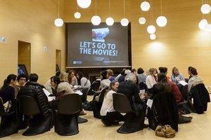 El Museo Guggenheim Bilbao proyectará los cortos candidatos a los premios BAFTA 2016