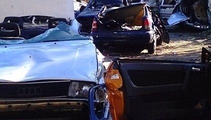 Decreto para reutilizar piezas de los vehículos al final de su vida útil