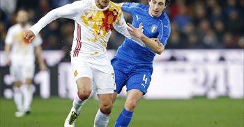 """Morata: """"No se puede mejorar en la selección lo que hicieron unos..."""