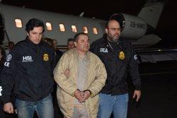 'El Chapo' compareix davant de la Justícia estatunidenca (REUTERS)