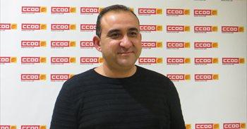 Javier Pacheco supera los 5.000 avales para optar a secretario general de...