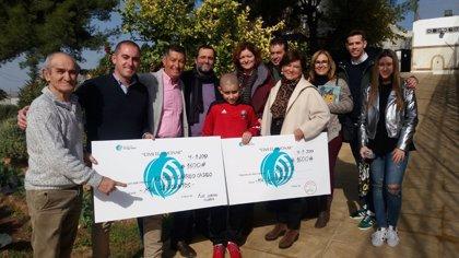 Fundación Diagrama entrega más de 43 toneladas de alimentos y productos de primera necesidad a familias de toda España
