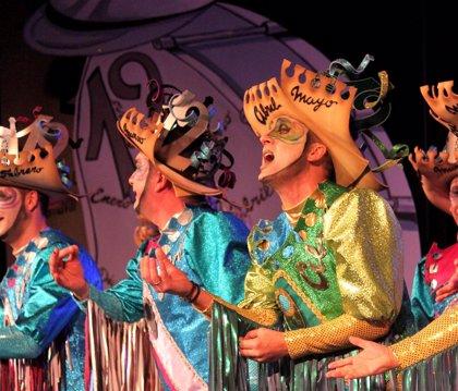 El Carnaval de Cádiz arranca este fin de semana con fiestas gastronómicas y el inicio del Concurso del Falla