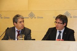 Puigdemont dona suport a Homs i assegura que