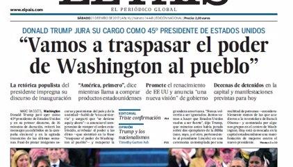 Las portadas de los periódicos económicos de hoy, sábado 21 de enero