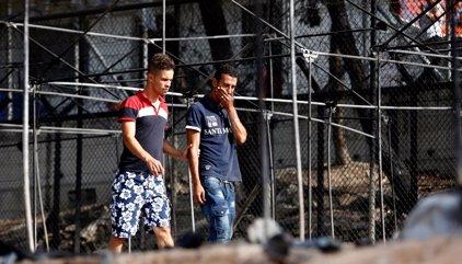 'No nos olvides', el mensaje de los jóvenes refugiados atrapados en Grecia