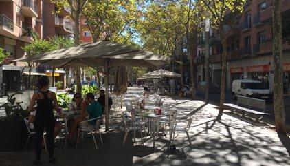 Barcelona comença la remodelació de les rambles de Fabra i Puig i Onze de Setembre