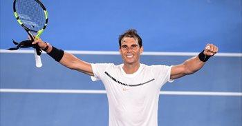 """Nadal: """"Para mí es una victoria de gran valor y estoy muy feliz"""""""