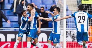 El Espanyol hunde al Granada y adelanta a Las Palmas