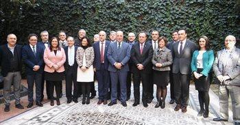Diputación y Argentina acuerdan las bases del proyecto 'De Córdoba a...