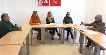PSOE pide al PP que realice los accesos al Chare de Lepe (Huelva)